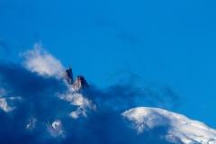 Aiguille du Midi 3 842m