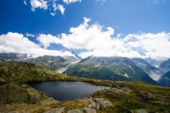 Jezero Lac Blanc 2 361m