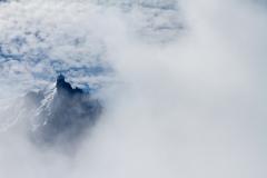 Úžasné výhledy z Le Brevent 2 525m