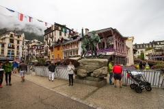 3.Chamonix-náměstí