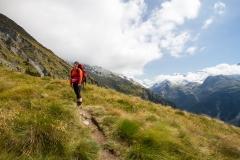 7.Cesta na Col Termin 2648m