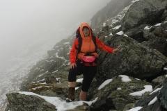 9.Cesta na Col Termin 2648m