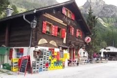 11.Zinal, Auberge Alpina 7nocleh