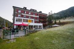 2.Gruben hotel Schwarzhorn 1825m