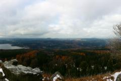 Pohled z Jelení hory