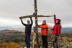 Náš kříž na V. Špičáku