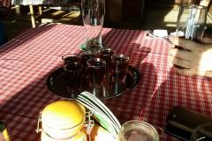 Tatras tea chata pod Suchým