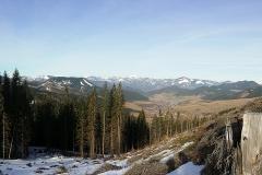 Liptovská Lúžna údolí